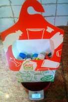 382ccc4625231 Torebka AUTO-BAG świetnie sprawdza jako mobilny kosz na śmieci w domu, w  biurze lub w hotelu. Może być wykorzystywana również w autokarze, pociągu,  ...